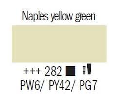 Amsterdam Acrylverf 120ml 282 Napels geel-groen
