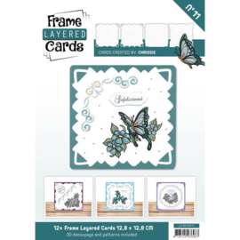 Frame Layered Cards 11 4K