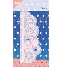 Joy! C&E Gears border 6002/0288