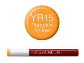 Copic ink Reffil  Pumpkin Yellow YR15