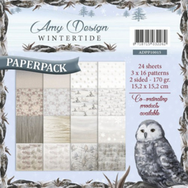 Paperpack Wintertide ADPP10015  15 x 15 cm
