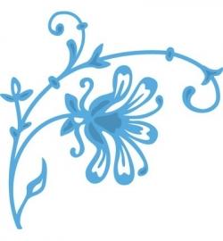 Creatable LR0248 Tini`s flower 1