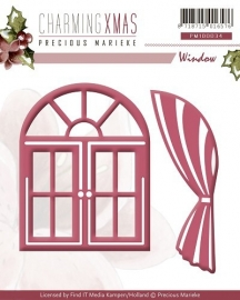 Precious Marieke - Charming Xmas - Window PM10034