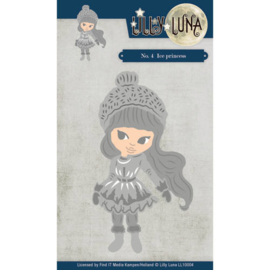 Die - Lilly Luna - Ice princes LL10004