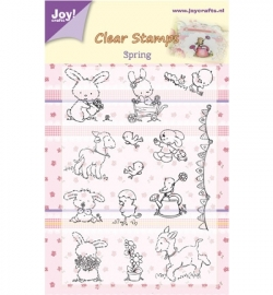 Clearstamp spring 6410/0357