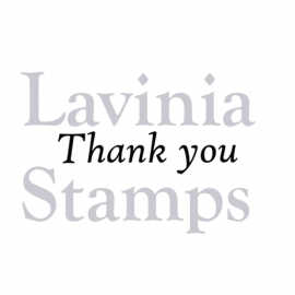 Lavinia Thank You