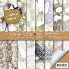 Paperpack Glamorous Christmas PMPP10003  15 x 15 cm