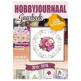Hobbyjournaal Jaarboek 2015-2016