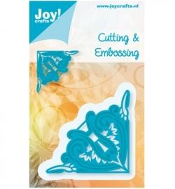 Joy! utting & Embossing - Hoek 6002/0400