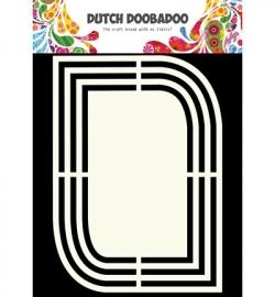 Dutch Shape Art Teardrop 470.713.123