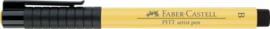 Faber Castell Pitt Stift  108 Cadmium Geel donker