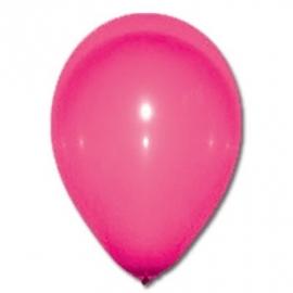 Ballonnen rose 10 st