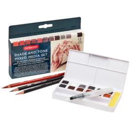 Derwent  Paint pan travel sets