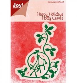 Joy! Cutting & Embossing - Kerst swirl 6002/2047
