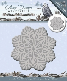 Die - Amy Design - Wintertide - Ice Crystal ADD10081