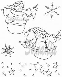 MD Country Christmas CS0836
