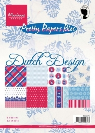 Pretty Paper bloc dutch design