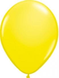 Ballonnen geel 10st