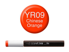 Copic ink Reffil  Chinese Orange YR09
