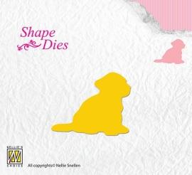 Shape Dies - Puppydog SD109