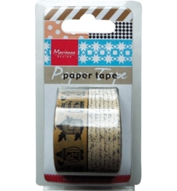 MD paper tape Birdcages PT2311