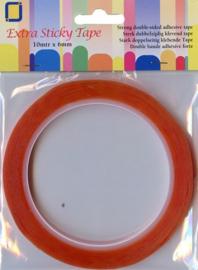 Extra sticky tape 6mm