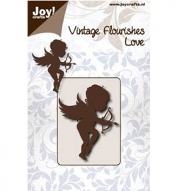 Joy! Vintage Flourishes Love Cupido 6003/0048
