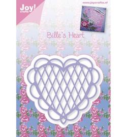 Joy! Snijmal Bille's Heart 6002/0344