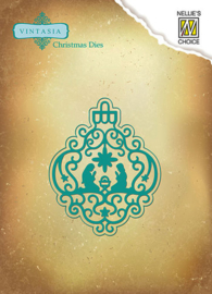 Vintasia Dies - Christmas Nativity VIND045