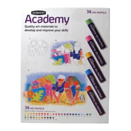 Derwent Academy 24 oil pastels