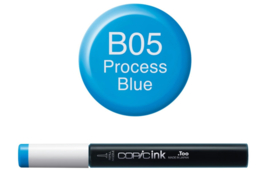 Copic Ink refill Process Blue B05