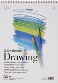Strathmore Drawing 200 serie A3