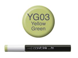 Copic ink Reffil  Yellow Green YG03