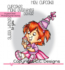 CC Designs My Cupcake Twila RB1117