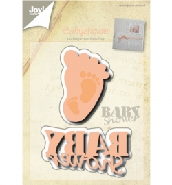 Joy! cutting & embossing Babyshower 6002/0499