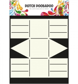 Dutch Card Art Basket 470.713.580