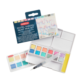 Derwent Pastel Shades paint pan set