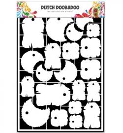 Dutch Paper Art Labels 472.948.028