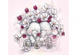 Floral  Hugs CL281