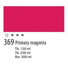Amsterdam Marker 8-15mm 369 Primary Magenta