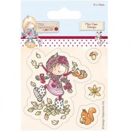 Mini Clear Stamp - Tilly Daydream- Takken 907102