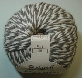 Annell Eco Wool 50gr Kleur 570