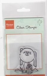 Hetty`s clear stamp HM9406