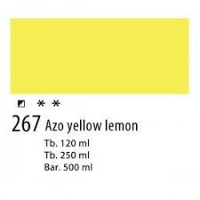 Amsterdam Marker 2-4mm 267 Azogeel citroen