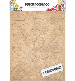 Dutch Card Board - Art Birds 472.309.005