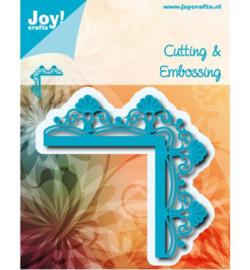 Joy Crafts » Cutting & Embossing Fantastic Hoek 6002/0792