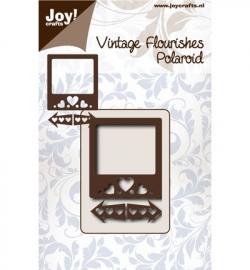 Joy! Vintage Fl Passe Patout met Hartjes pijlen 6003/0068