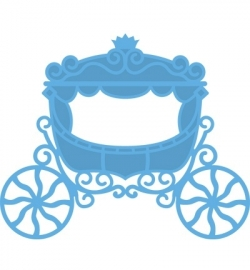 Creatables - Princess carriage LR0302