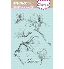 SL Clearstamp Magnolia nr.133