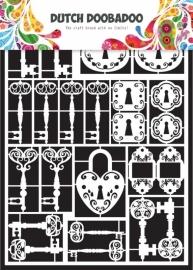 Dutch Paper Art keys - A5 472948009